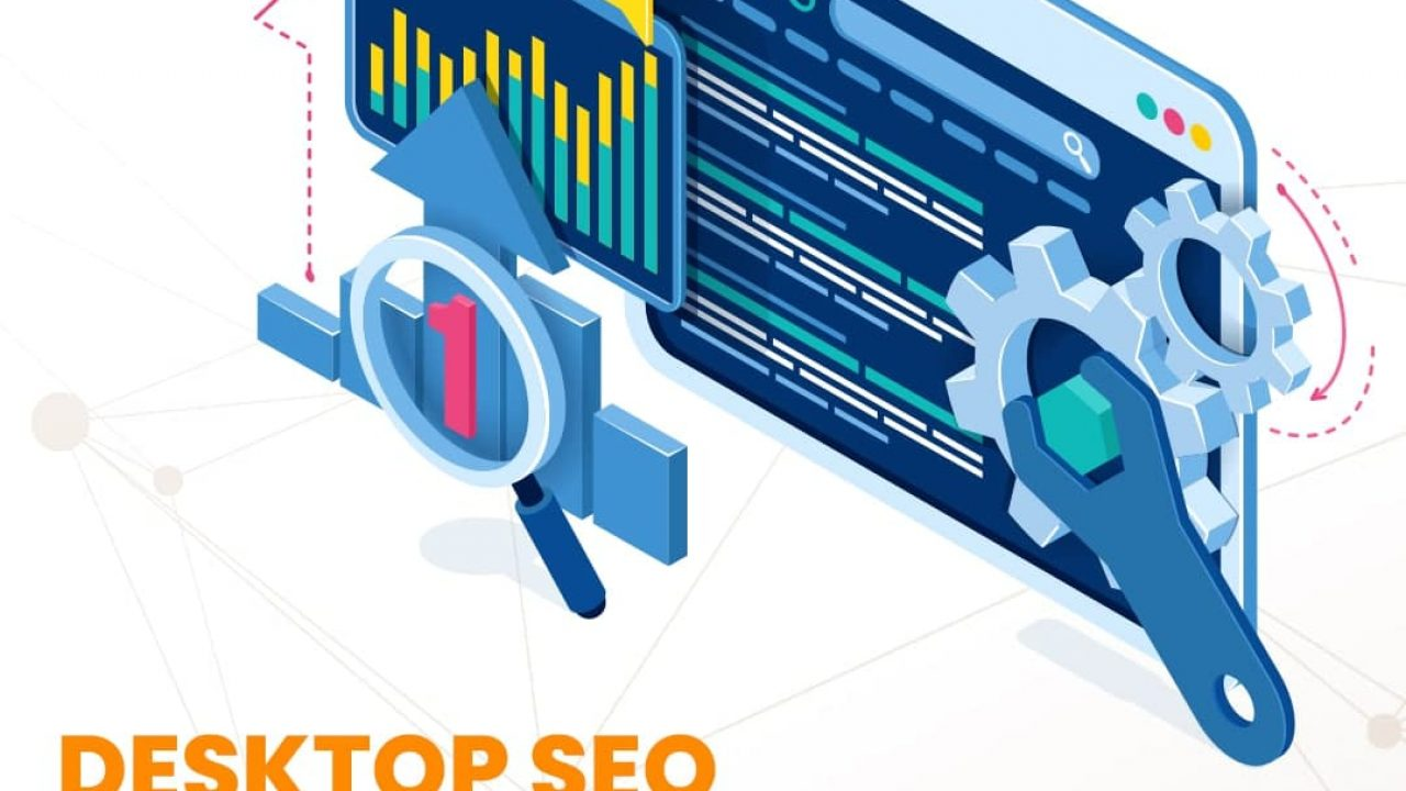 Desktop SEO focuses on local search for better local result.